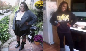 Condola Williams weight loss