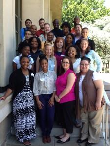 The 2013 Aim Higher Fellows