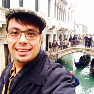 Joel in Italy